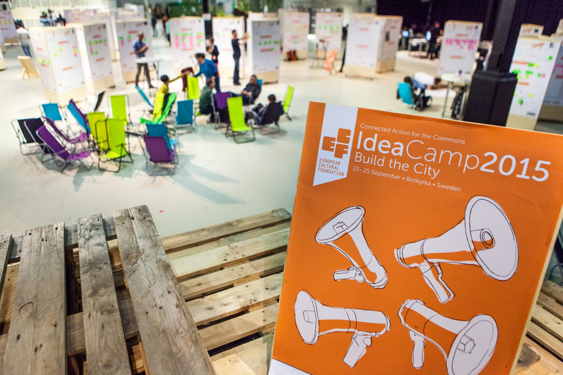 Idea Camp 2015
